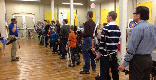Learn Archery at Ace Archers in Foxboro, MA