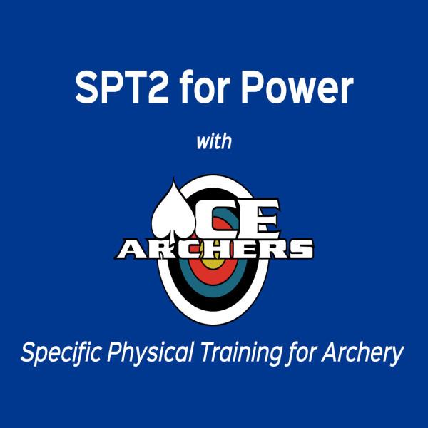 SPT2 – Build Archery Strength