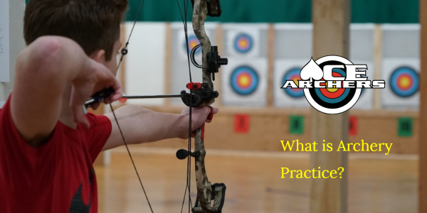 Blog Post Image - Young Male Archer Shooting at Target
